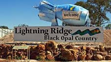 lightning ridge easter festival