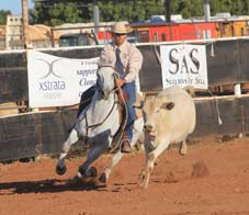 cloncurry stockmans challenge and campdraft