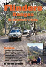 flinders ranges an adventurer's guide book ron and viv moon