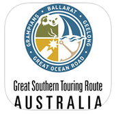 Great Southern Touring Route Victoria app
