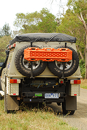 Nissan Patrol Creative Conversions Wagon to Ute