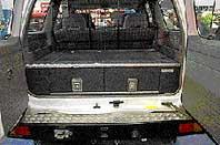 Nissan Patrol Ron & Viv Moon Tanami Storage Engel Milford ...