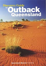 discovery guide to outback queensland queensland museum